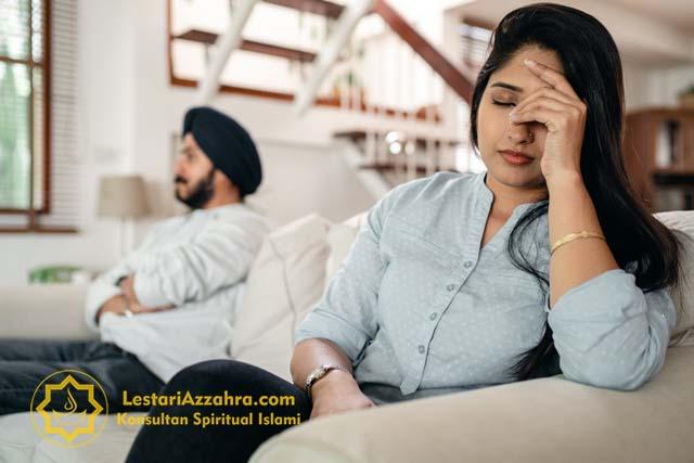 suami tidak memberikan nafkah istri